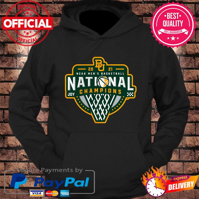 2021 Ncaa ,men's basketball national champions s hoodie Black