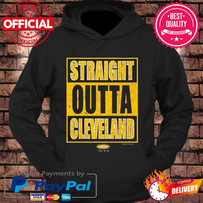 Cleveland pro basketball apparel s hoodie Black