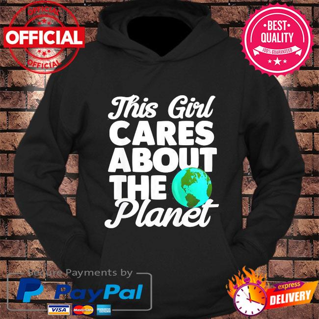 Climate change activism earth day environmental us 2021 s hoodie Black