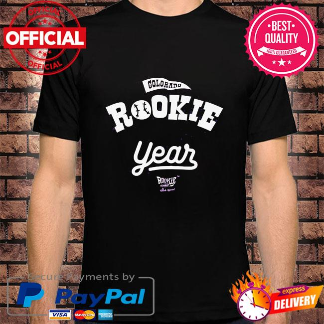 Colorado rookie of the year shirt