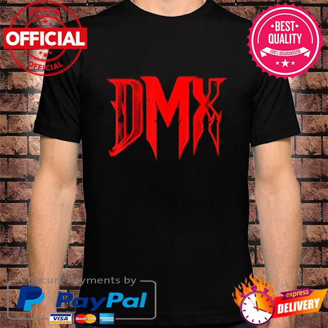 Dmx x gon' give it to ya shirt
