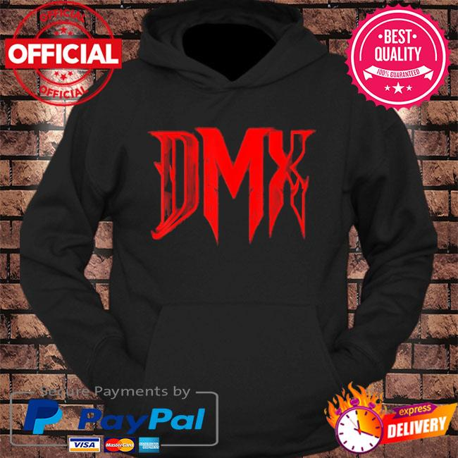Dmx x gon' give it to ya s hoodie Black