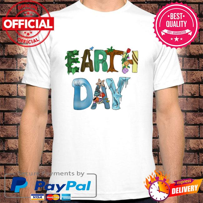 Earth day planet earth day us 2021 shirt