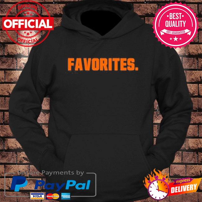 Favorites cleveland football fan s hoodie Black