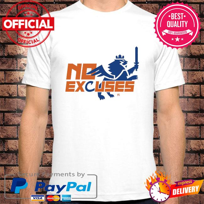 Fc cincinnati men's sport-tek no excuses shirt