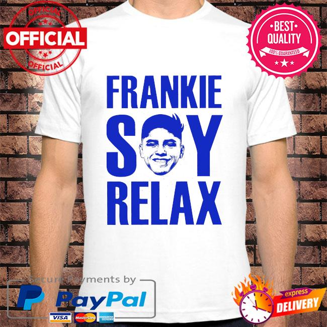 Frankie say relax mlspa spotlight shirt