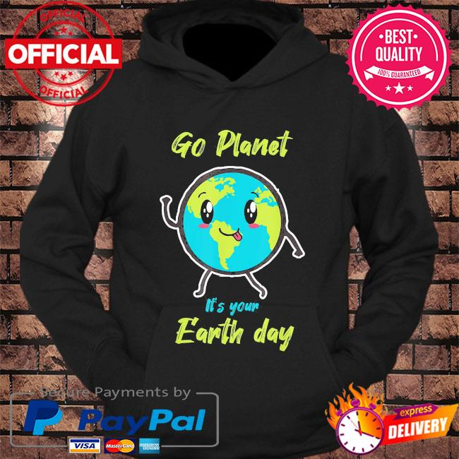 Happy earth day 2021 shirt happy earth day 2021 s hoodie Black