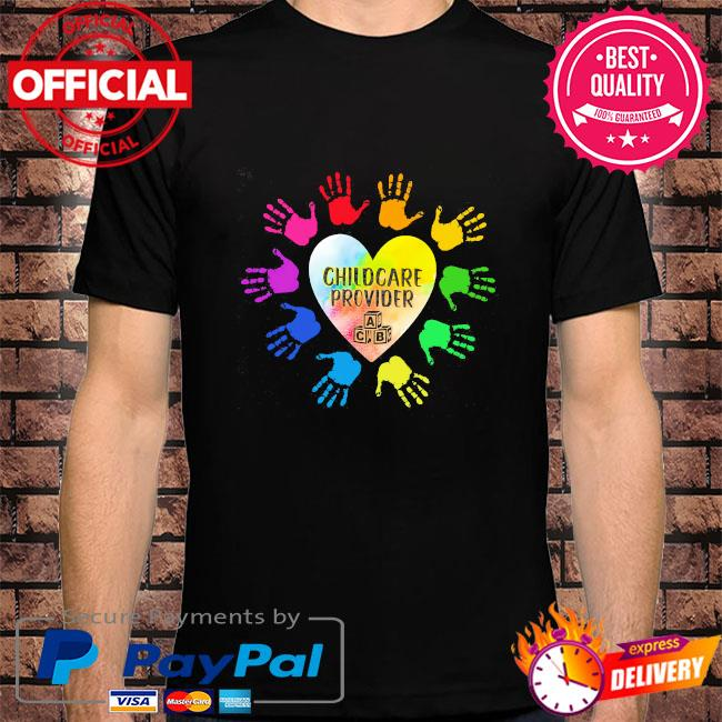 LGBT childcare provider shirt