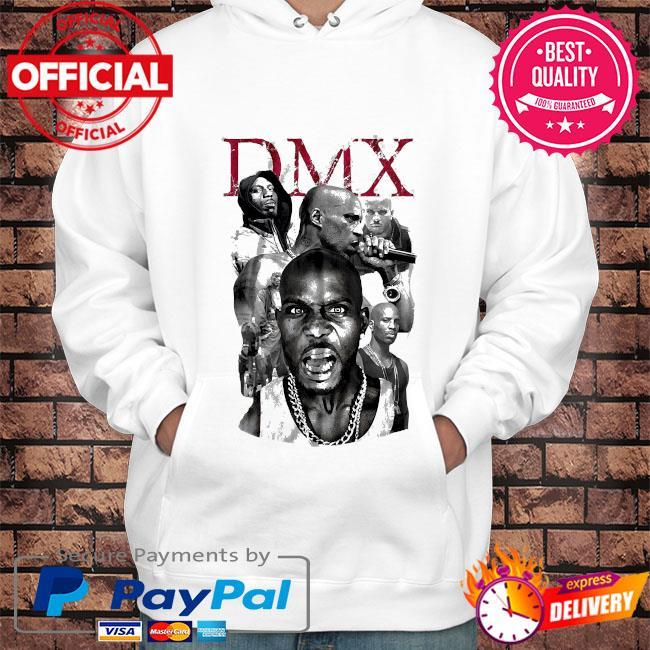 Official Rip Dmx Rapper American s Hoodie white