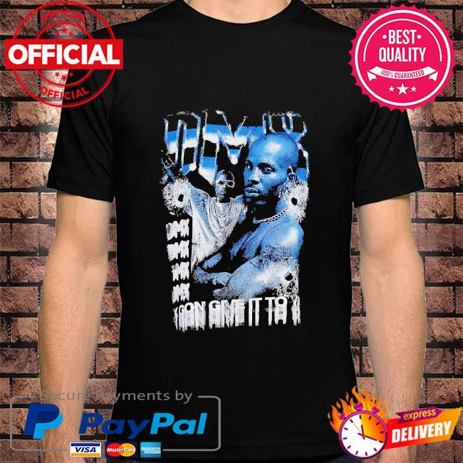 Official rip dmx x gon give it to ya 2021 shirt
