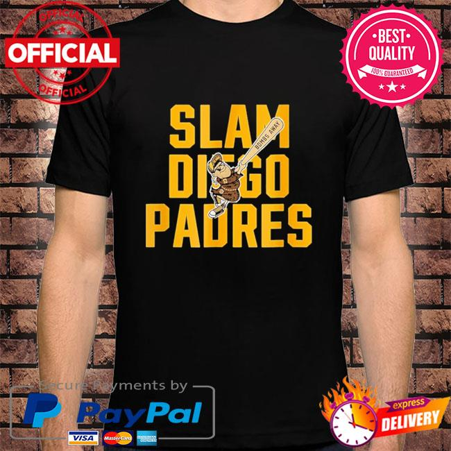 Official Slam diego padres 2021 shirt