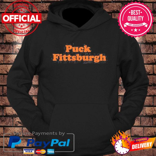 Puck fittsburgh cleveland football fan s hoodie Black