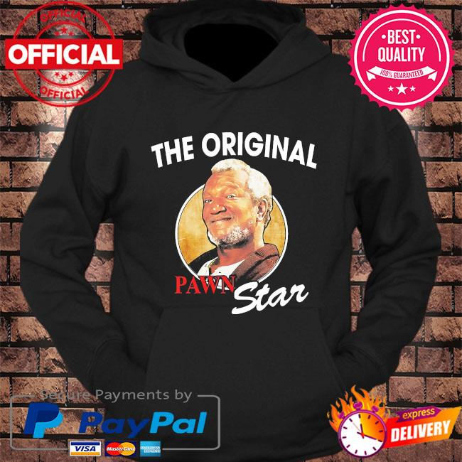 The original pawn star s hoodie Black