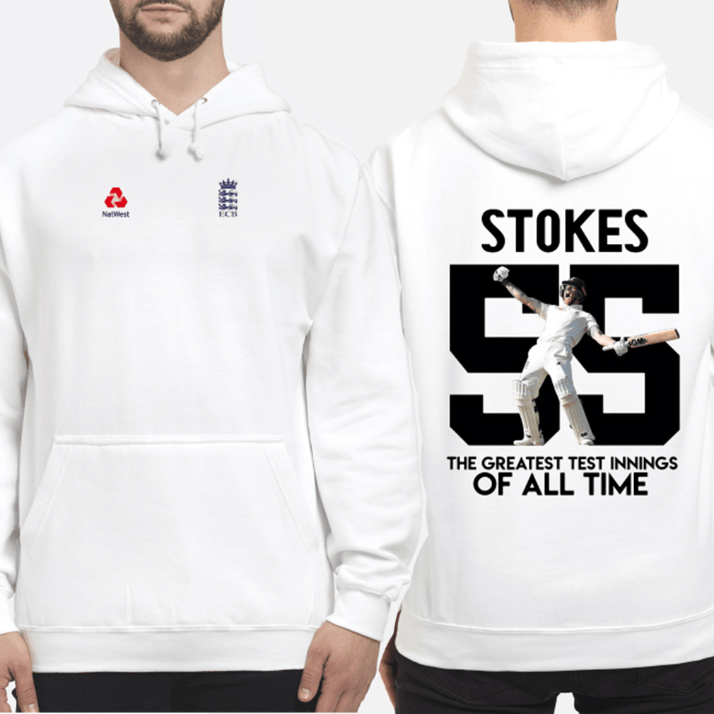Ben Stokes the Greatest test Innings of all time hoodie