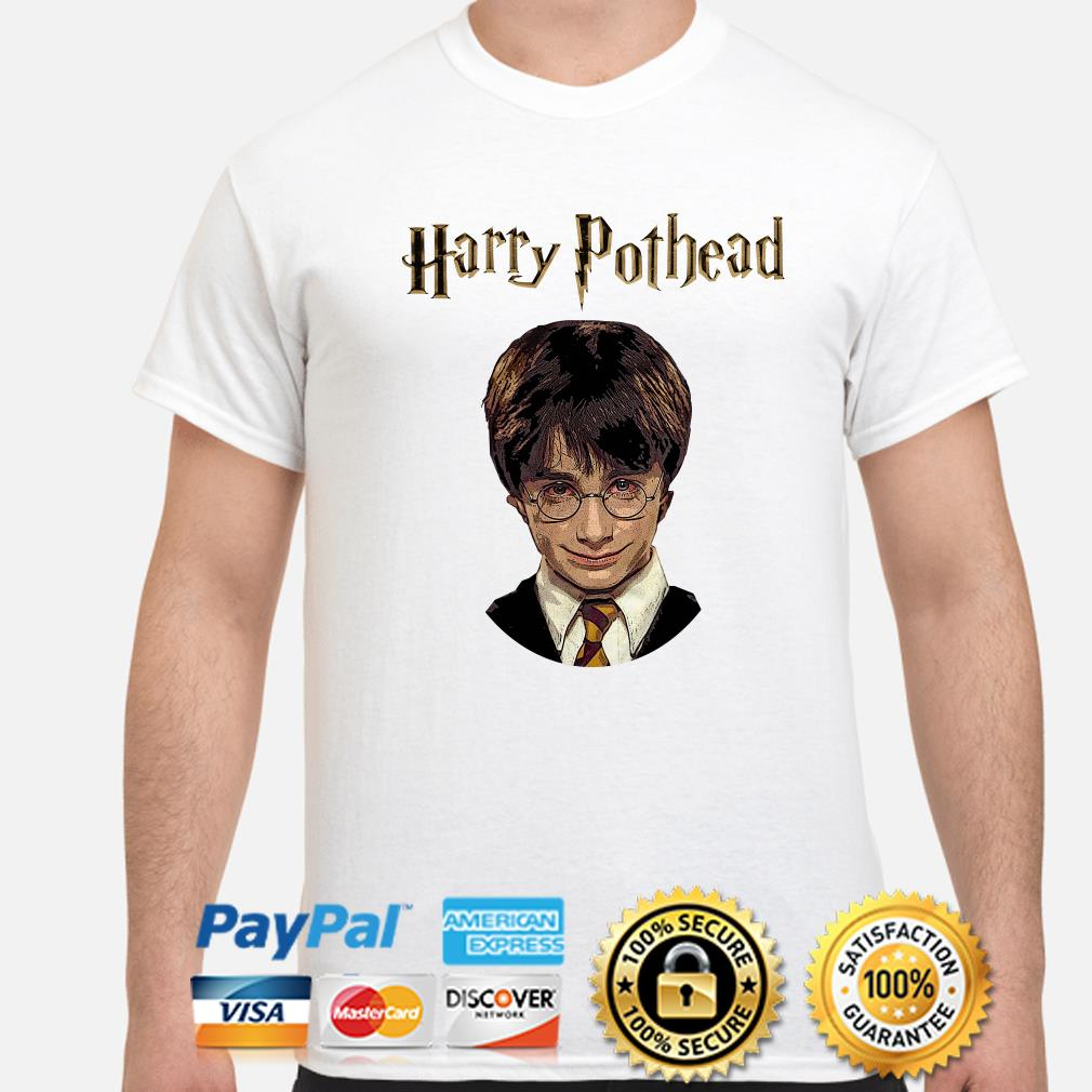 Hatty Potter Harry pothead shirt