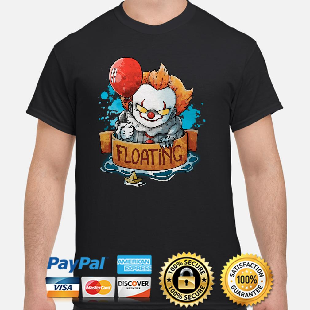 Baby Pennywise floating shirt