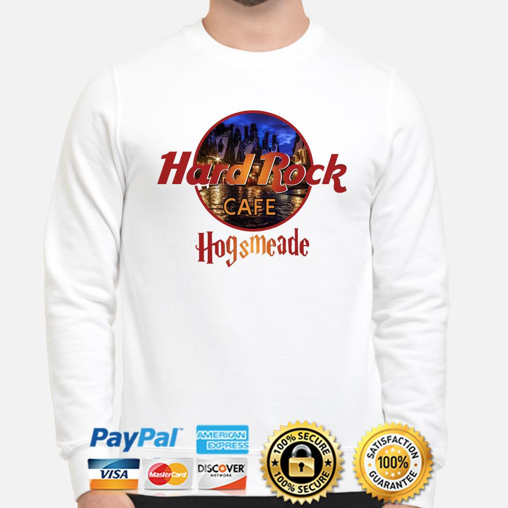 Hard Rock Cafe Hogsmeade sweater