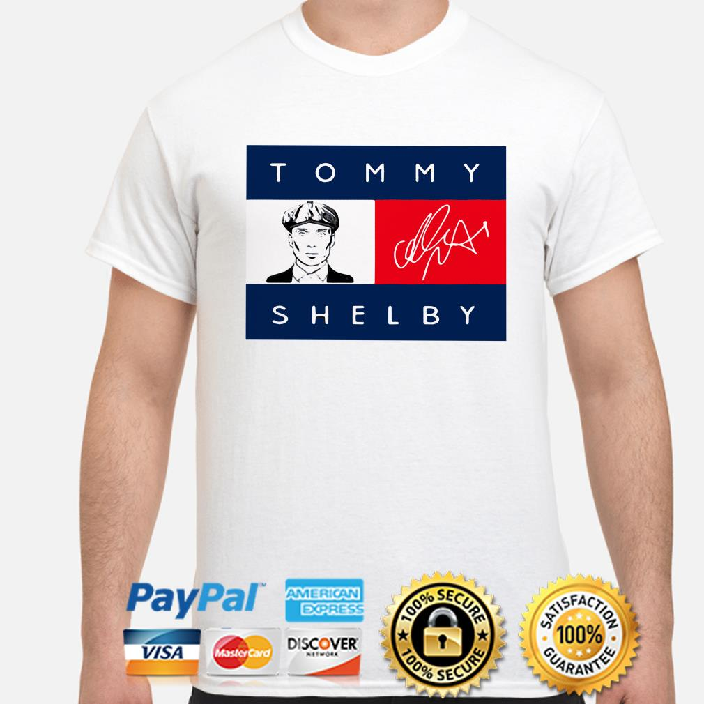 Tommy Hilfiger Tommy Shelby signature shirt
