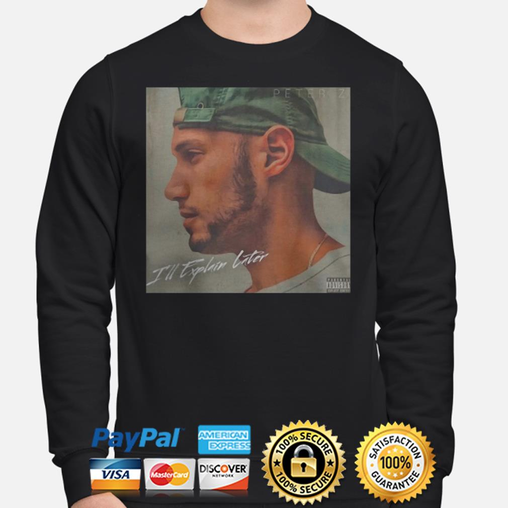 Peter Z Merch funny Sweater
