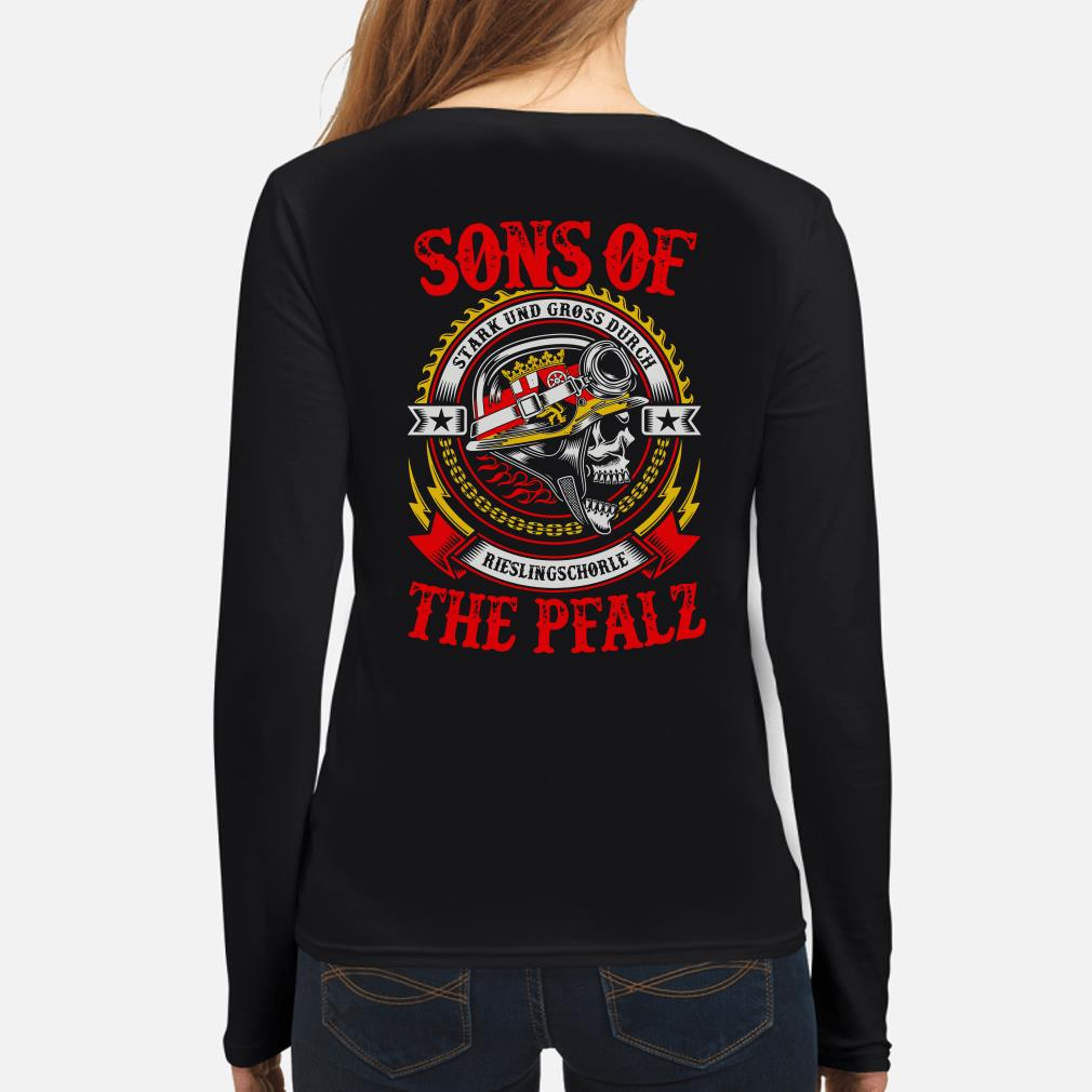 Sons of Stark Und Gross Durch Rieslingschorle the Pfalz Long sleeve