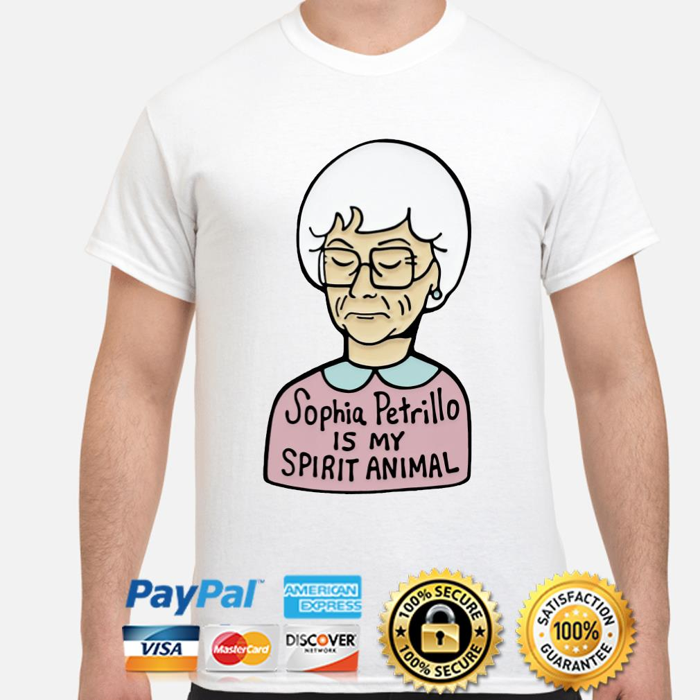 sophia Petrillo is my spirit animal shirt