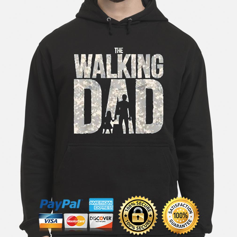 The Walking Dad s hoodie