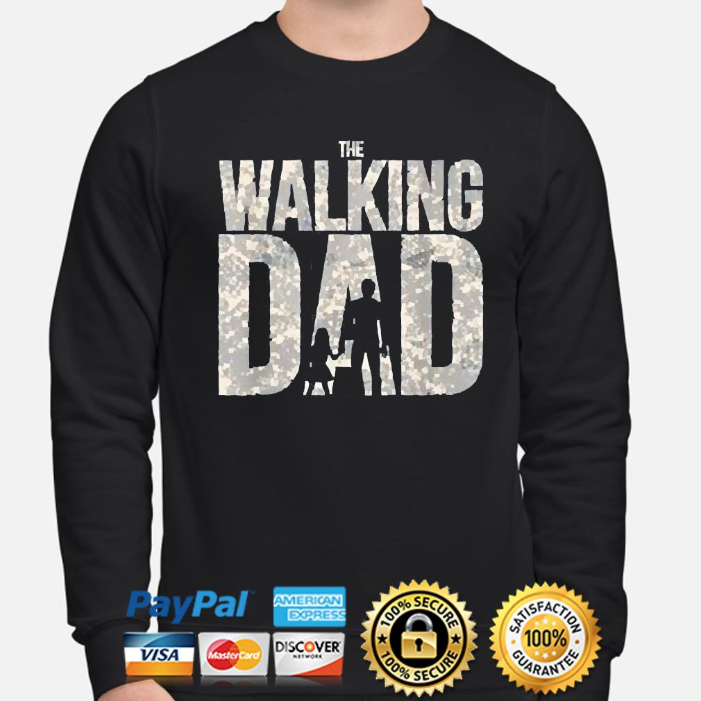 The Walking Dad s sweater